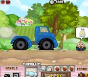 Hra - Pou Truck Delivery