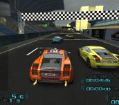 Hra - High Speed 3D Racing