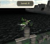 Hra - Army Bike 3D