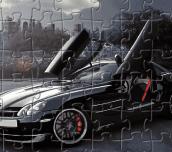Hra - Mercedes McLaren Puzzle