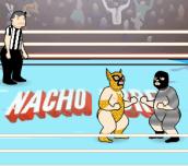 Hra - Nacho Libre Wrestling
