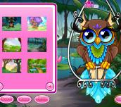 Hra - Cute Owl