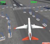 Hra - Airplane Parking