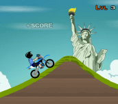 Runty Biker Game