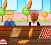 Hra - Hotdog Shop