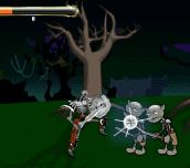 Hra - Skeleton King Ghost Land