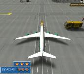 Hra - City Airport 3D Parking