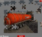 Tanker Truck Jigsaw