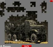 Russian Truck Jigsaw