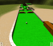 Hra - Mini World of Golf Ball