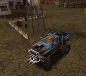 Hra - Zombie Truck Parking Simulator