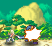 Hra - Dragon Ball Fierce Fighting