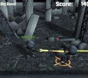 Hra - Ninja War
