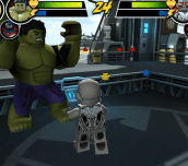 Hra - LEGO Marvel Super Heroes Team up