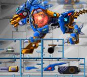 Hra - Robot Lion King