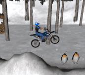 Hra - Snow Bike