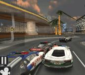 Hra - Dubai Police Supercars Race