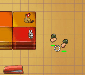 Hra - Bunny Flags 2