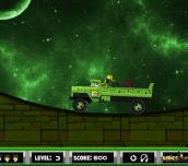 Hra - Ben 10 Aliens Truck