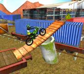 Hra - Trials Gold 3D