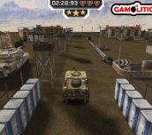 Hra - Off-Road Army Car 3D Parking