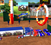 Hra - Stunt Monster 3D