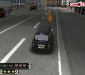 Hra - English Cab 3D Parking