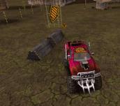 Zombie 3D Truck