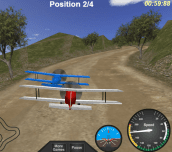 Hra - Plane Race 2