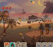 Hra - Monkey Defense