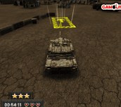 Hra - Super Tank 3D Parking
