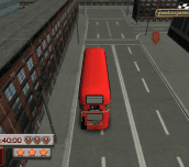 Hra - London Bus 3D Parking