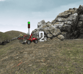 Hra - Off Road Multiplayer Racing