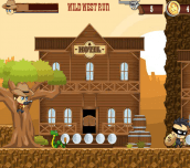 Hra - Wild West Run