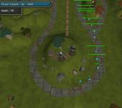 Hra - Fantasy Tower Defense 3D