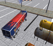 Hra - American Trucks 3D Parking
