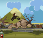 Hra - ATV Trike Hill Adventure