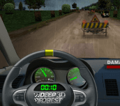 Deep 3D Forest Race