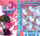 My Little Pony Rainbow Dash Spirit School Style