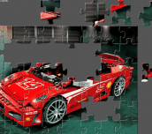 Lego Racers Puzzle