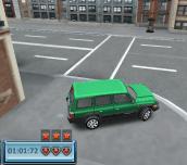 SUV Cars Parking