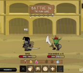 Hra - Swords & Souls