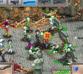 Hra - Zombietown