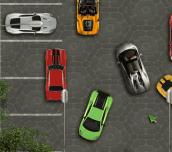 Hra - Parking Guru