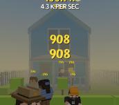 Hra - City Rebuild Zombie Clicker