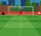 Hra - Stickman Freekick Soccer Hero