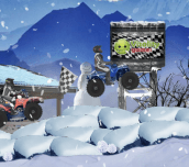 Hra - ATV Winter Challenge 2