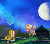 Hra - Ninja Slicer