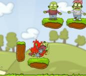 Hra - Vikings vs Zombies