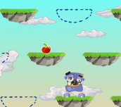 Hra - JomJom Jump